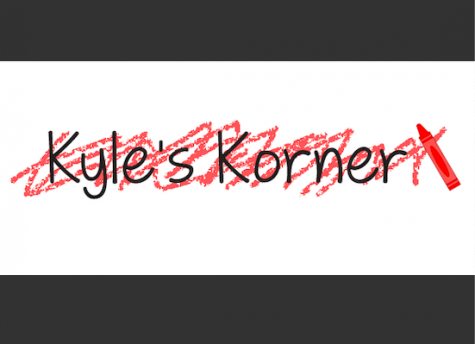 Kyle's Korner: Ice cream machine