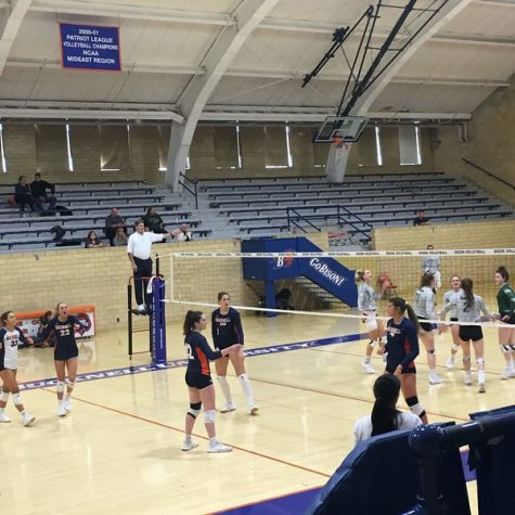 Volleyball finishes season with 14-win record