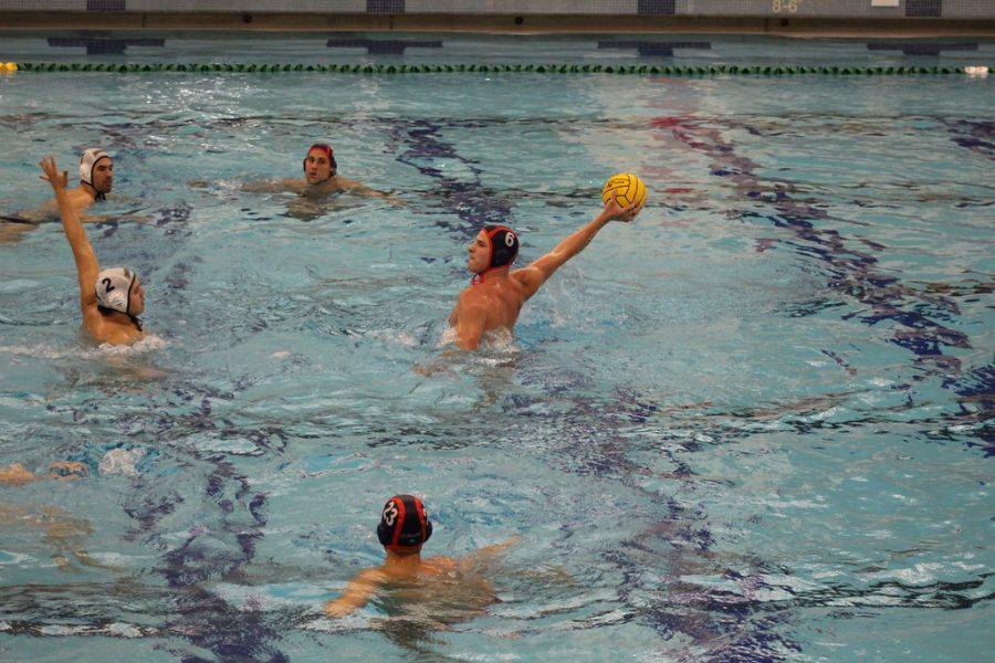 Water polo goes 2-0 over the weekend