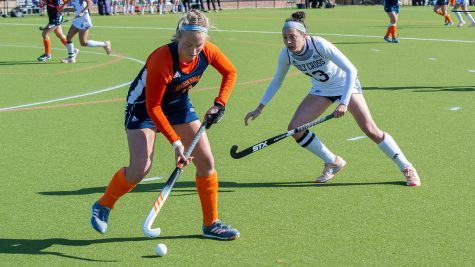 Field hockey's 2-1 victory sends them to the postseason