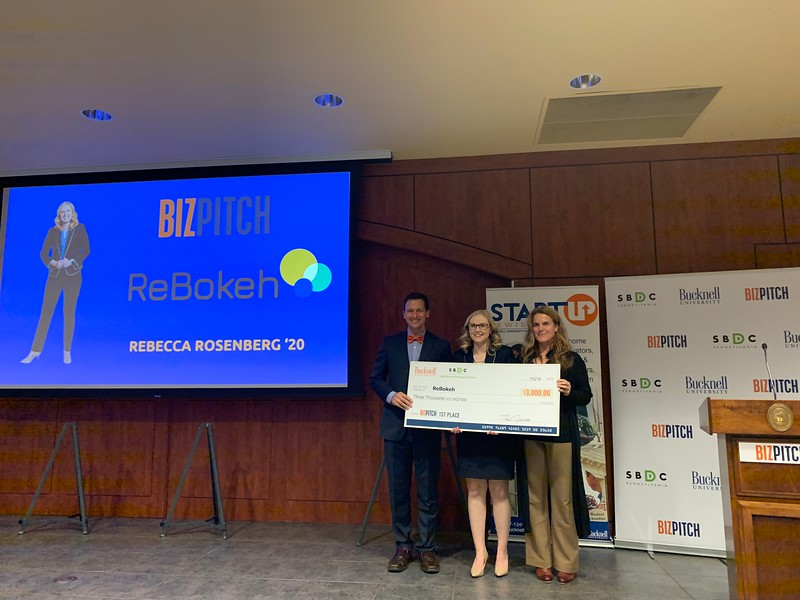 ReBokeh wins BizPitch 2019