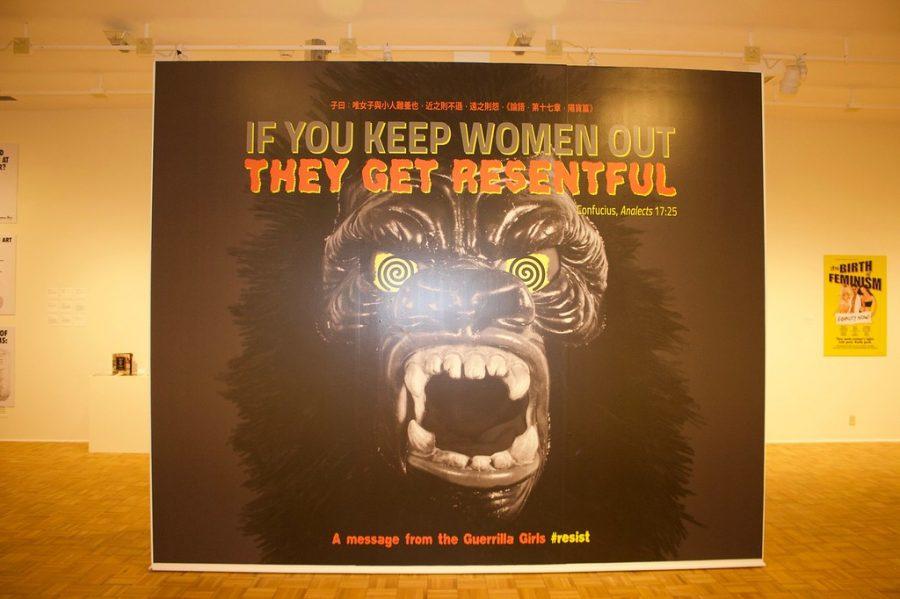 Samek highlight: The Guerrilla Girls