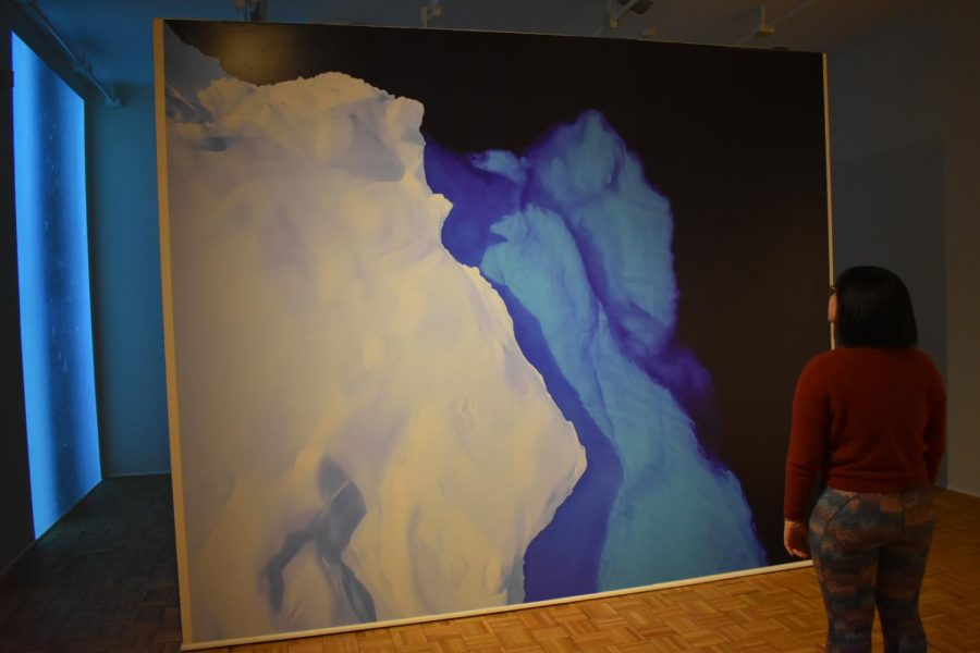 Samek exhibit highlights climate change