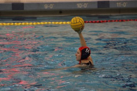 Water Polo keeps rolling at Bucknell Invitational