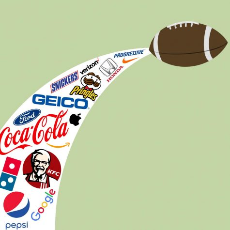 The Super Bowl: an advertising frenzy