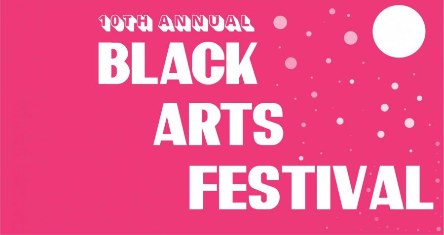10th annual Black Arts Festival
