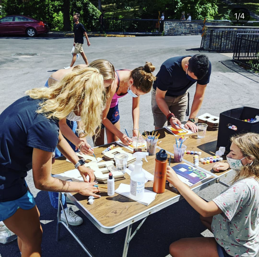 7th Street Studio & MakerSpace moves outdoors