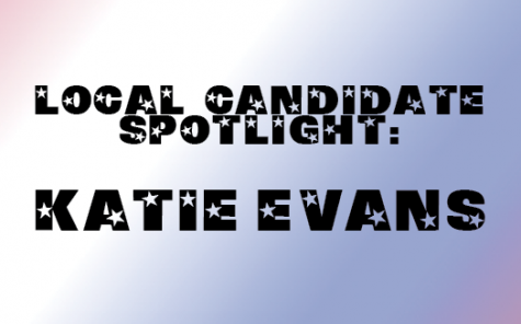 Local election spotlight: Katie Evans