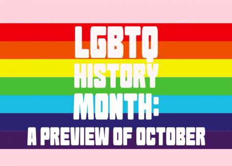 LGBTQ History Month: A preview of October