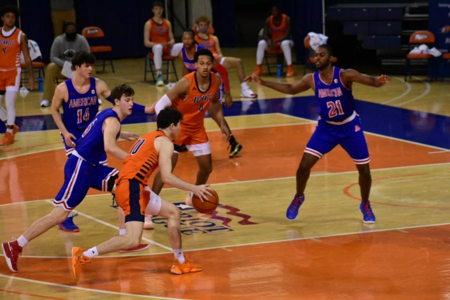 Men's basketball regular season comes to a close