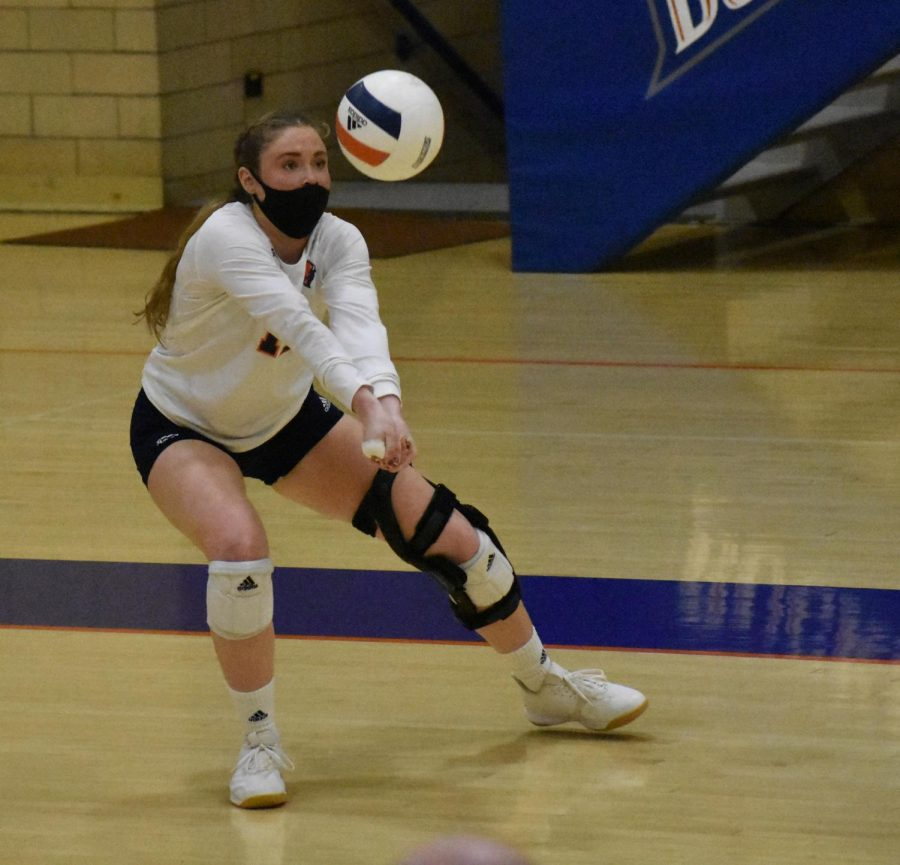 Volleyball looks to bounce back after loss to Lehigh