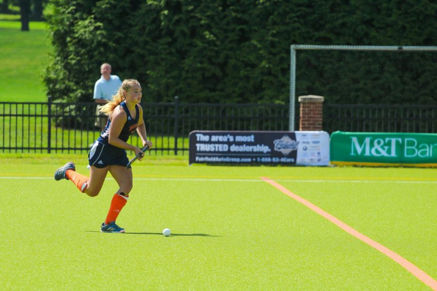 Field hockey hopeful for the spring season