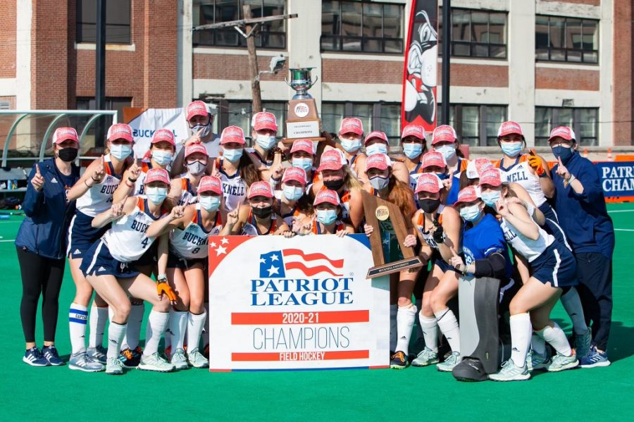 Field+Hockey+wins+first+Patriot+League+title