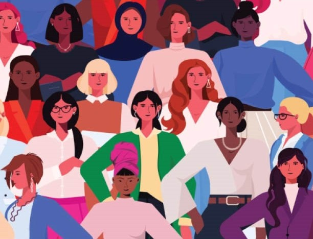 Wrapping up Women's History Month: Reflection and reinvention
