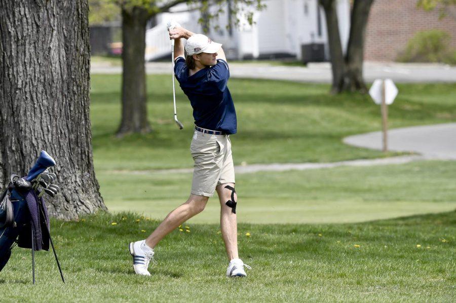 Bison men's golf wrap up their season