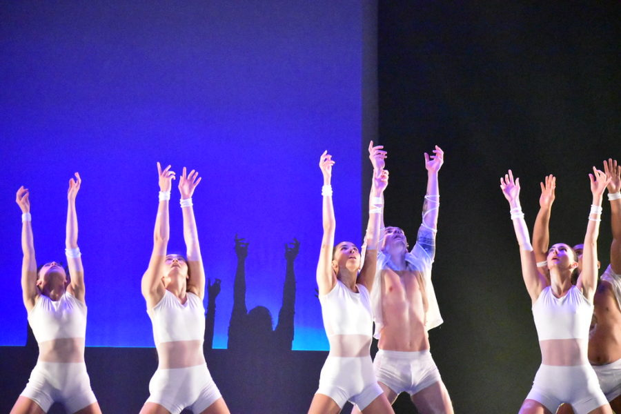 Red Sky Performance: Indigenous Contemporary Dance Comes to the Weis Center Stage