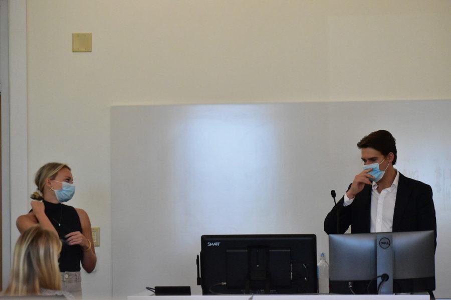 Management school hosts Beyond Bucknell speaker series