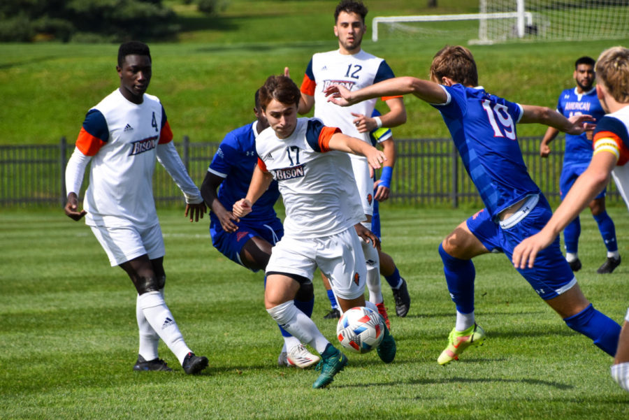 Bison+mens+soccer+have+trio+of+overtime+contests